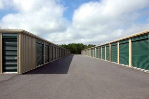 Storage warehouse units